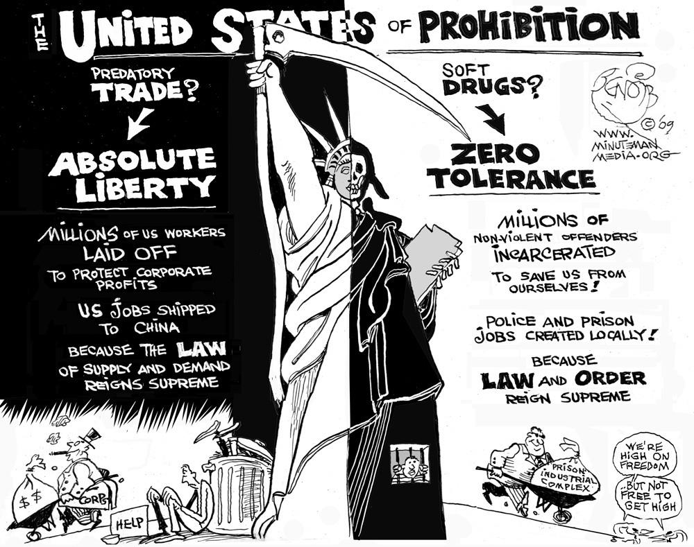 United States of Prohibition