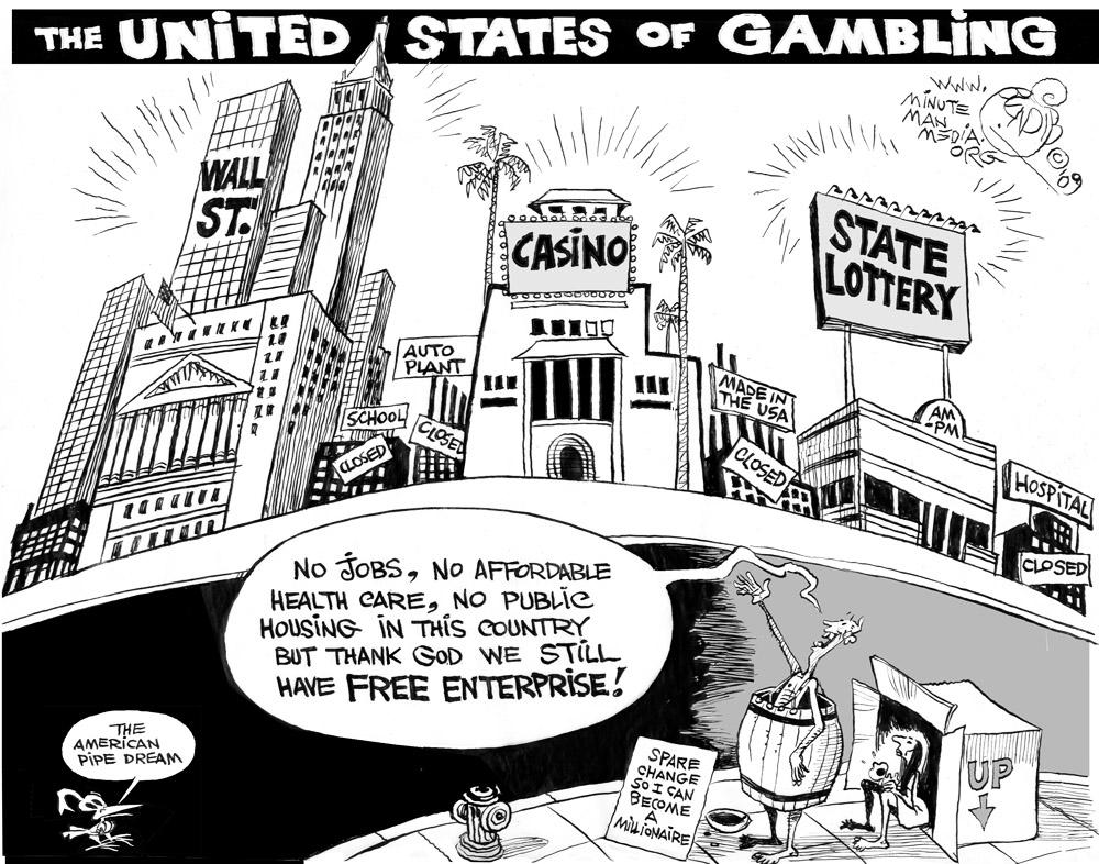 United States of Gambling