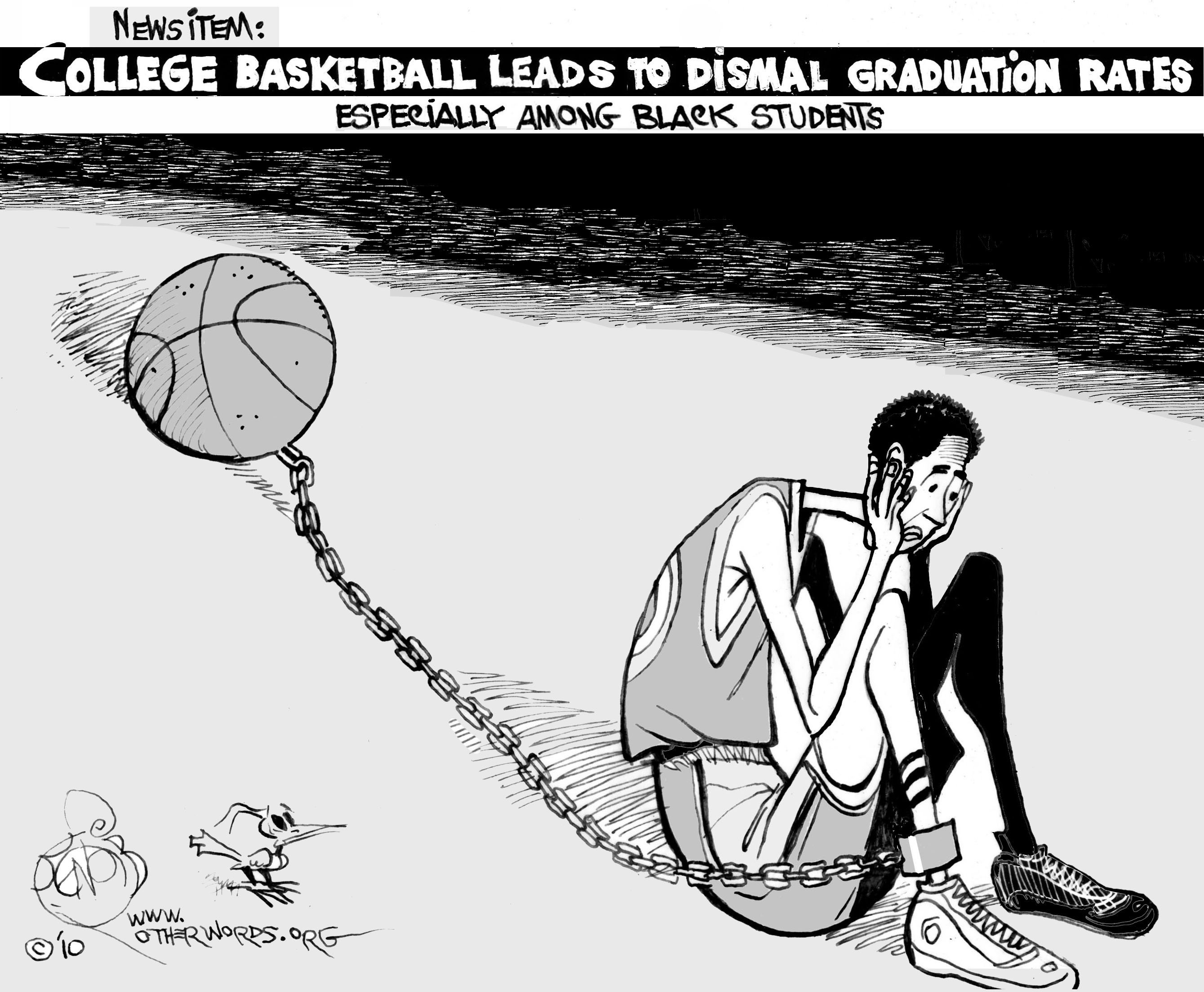 College Basketball Graduation Rate Insanity