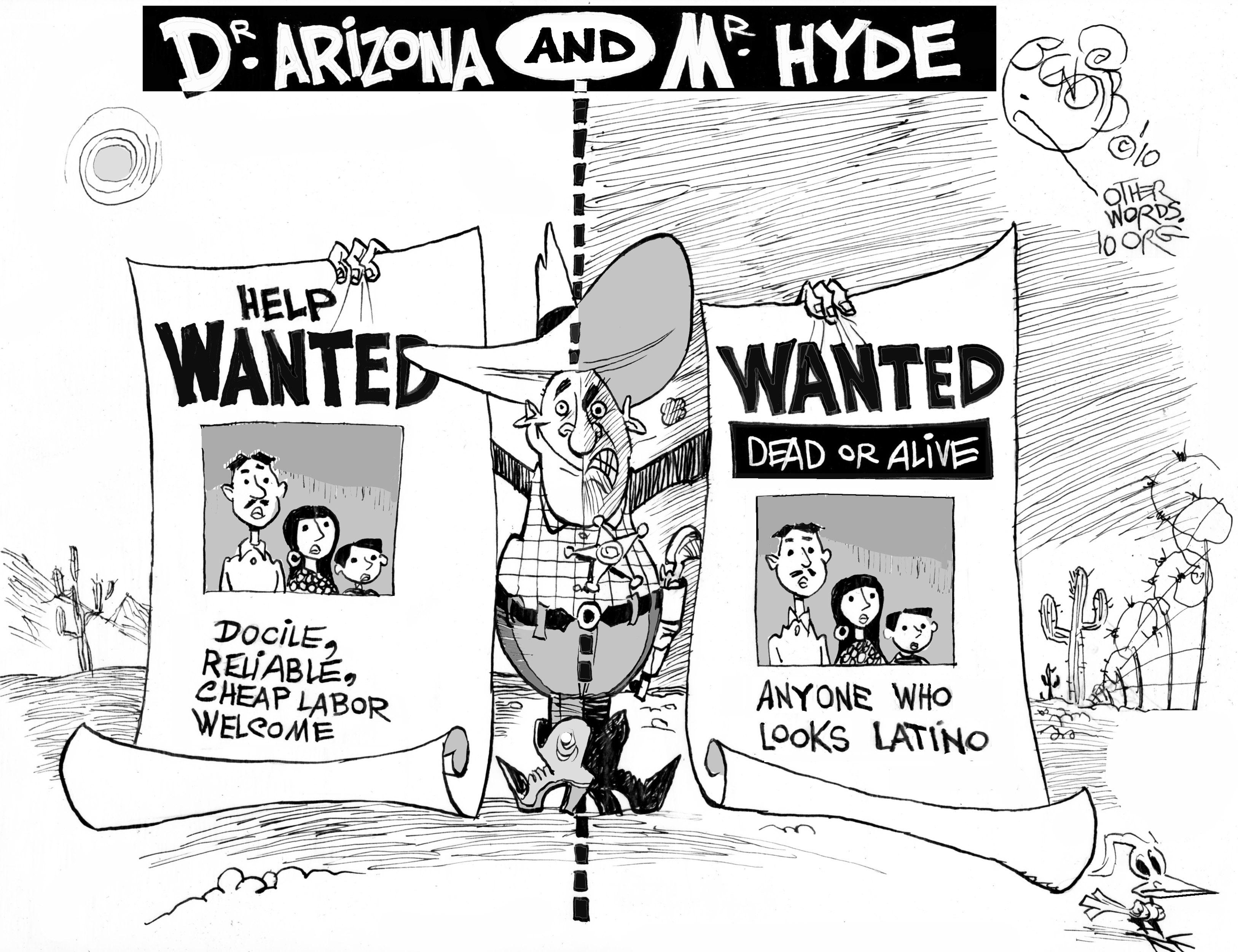 New Law Damages Arizona's Credibility