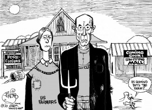 American Gothic, 2010