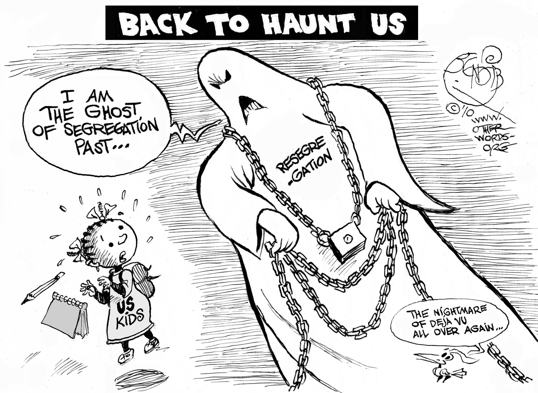 Segregation Ghost
