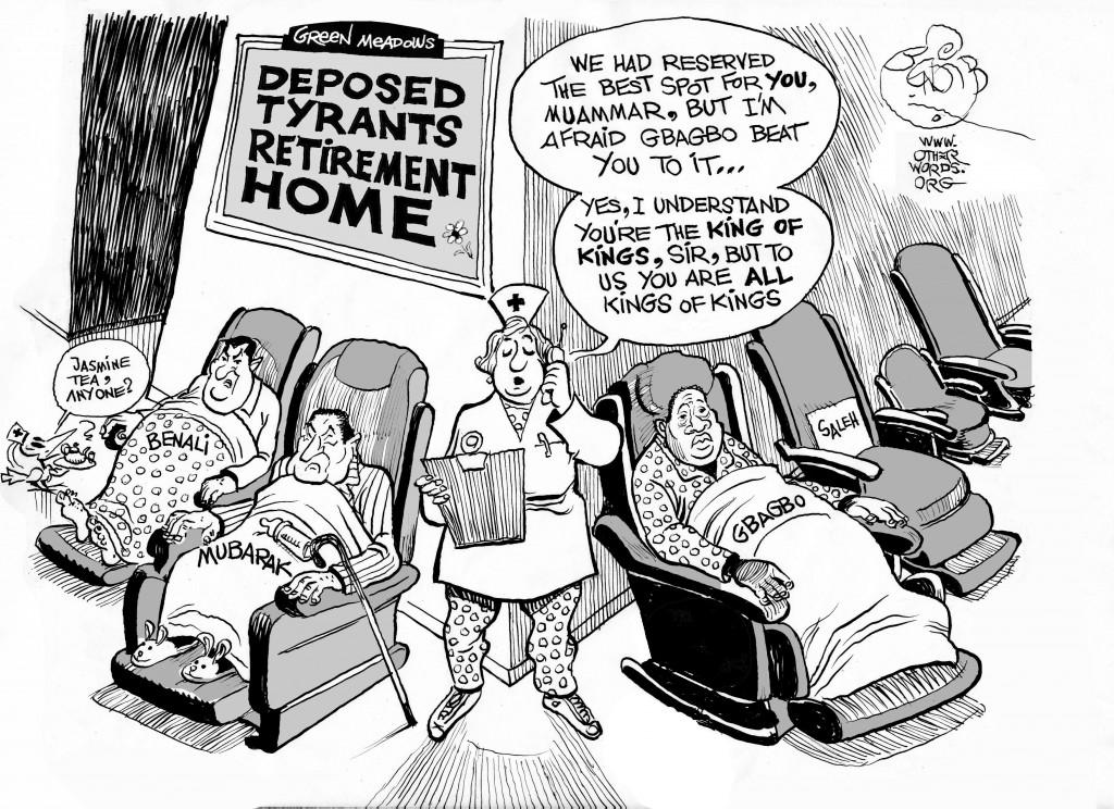 Retired Dictators
