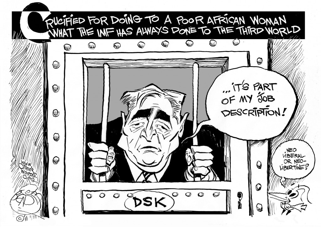 DSK's Defense