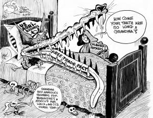 Big Bad Trade Policy