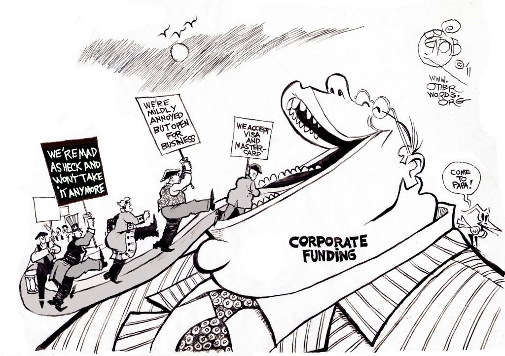 Lobbying the Tea Party