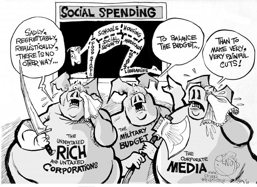 Social Spending Cuts