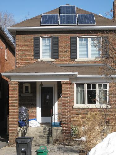Thrifty, Green Homeowners May Get a Boost