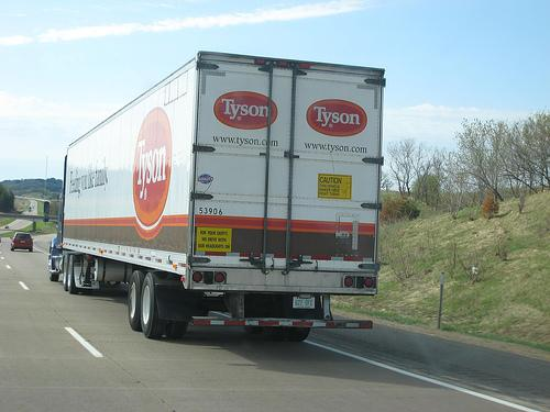Truckers Play a Key Food Safety Role