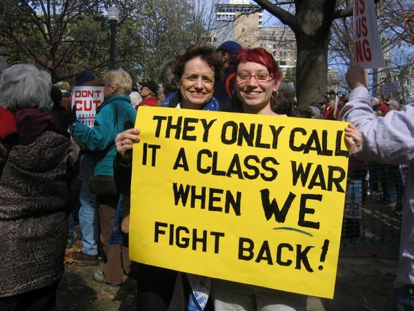 The Class War is So Over