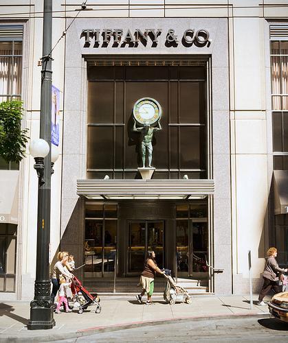 'Tis the Season to Shop at Tiffany's