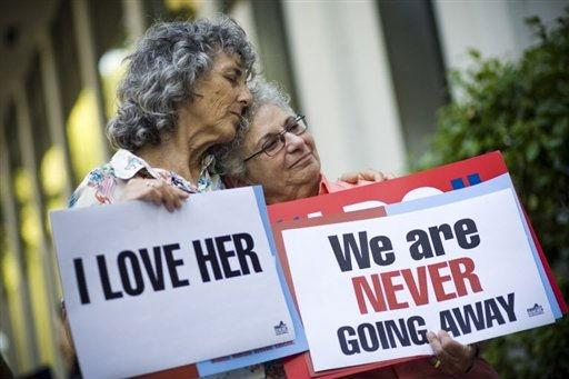 The Long Road to Marriage Equality