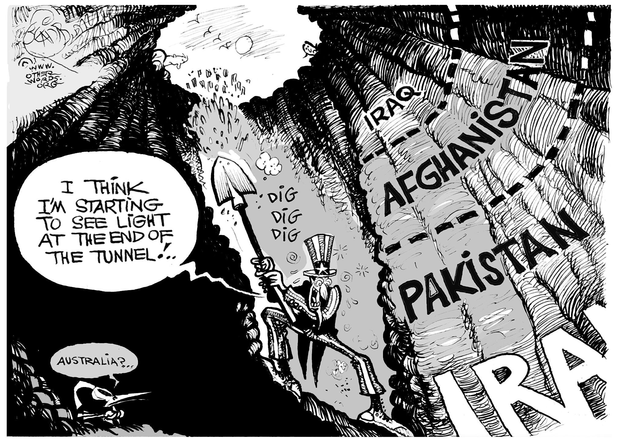 Afghanistan's Poppy War