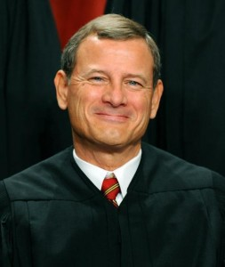 Chief Justice Roberts