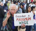 A Bold New Call for a 'Maximum Wage'