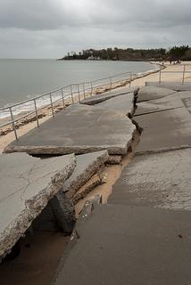 How Sandy Reveals the GDP's Twisted Logic