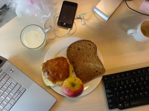 working-lunch-lost-hours
