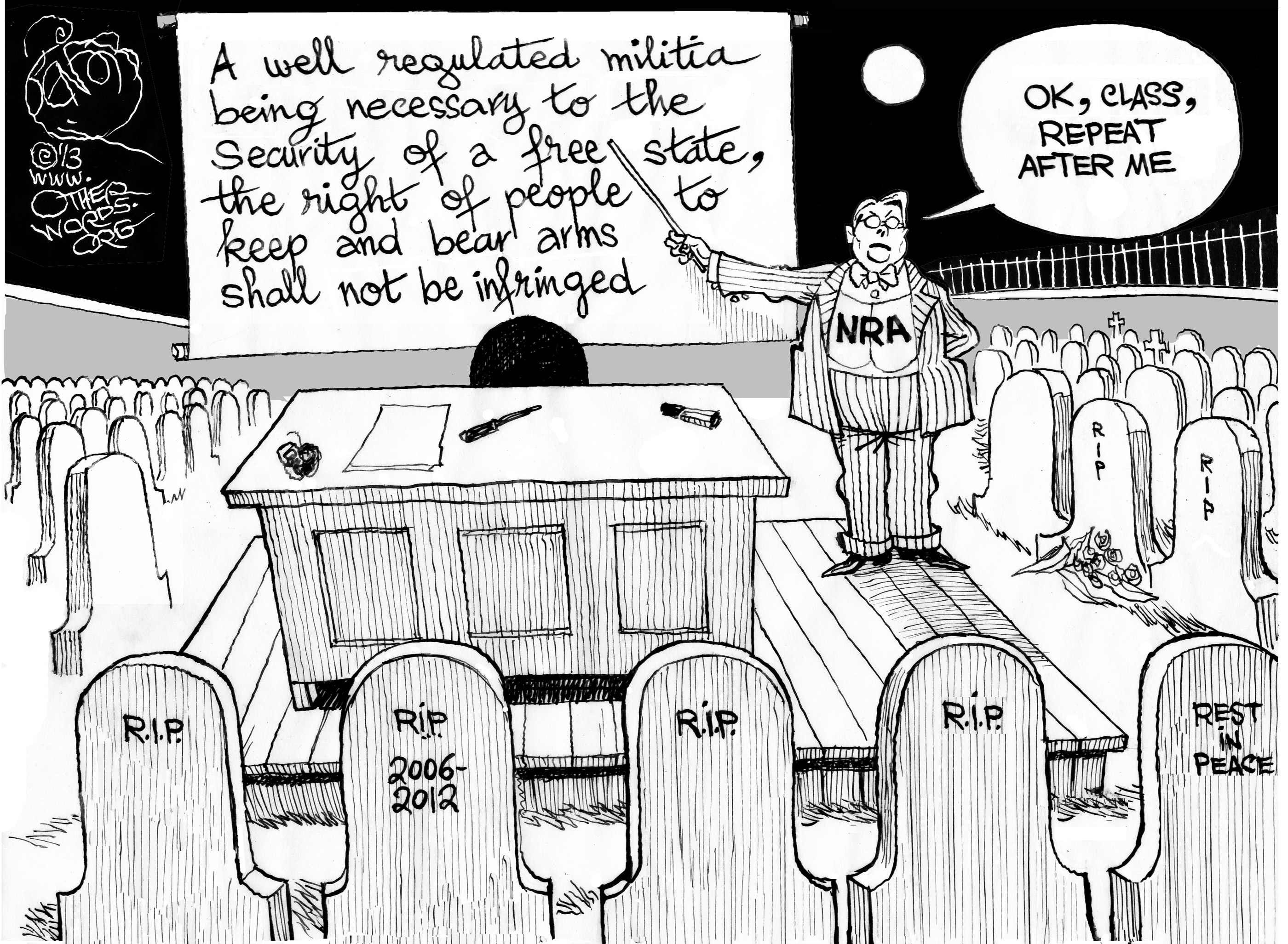 NRA Lesson Plan