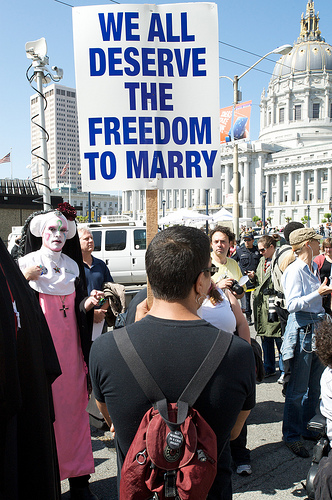 Supremely Confused about Marriage Equality