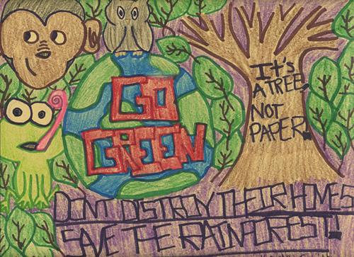 Don't Mourn the Planet's Destruction, Organize!