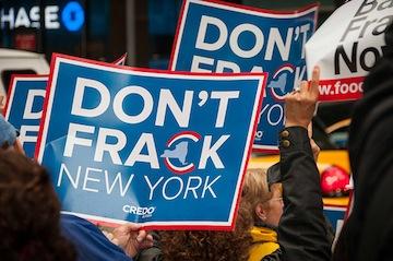 Fracking Free Speech