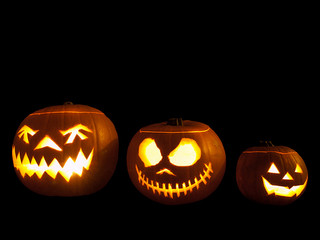 Jack-o-Lanterns Illuminate the Luxury in Our Lives