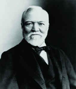 Andrew Carnegie Estate Tax Billionaire