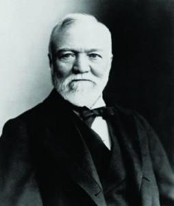 Andrew Carnegie Estate Tax Billionaire