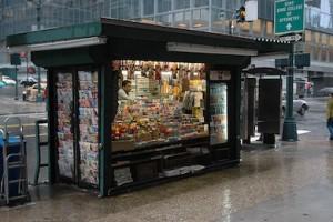 print news stand
