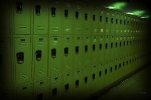 School Lockers Charter vs Public Schools