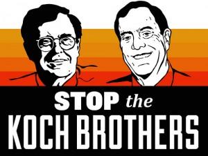 Occupy the Koch Brothers Lobby