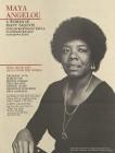 Celebrating Maya Angelou's Life