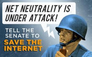 Net Neutrality is under attack