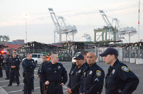 Port Strikes Mirror Organized Labor's Roots