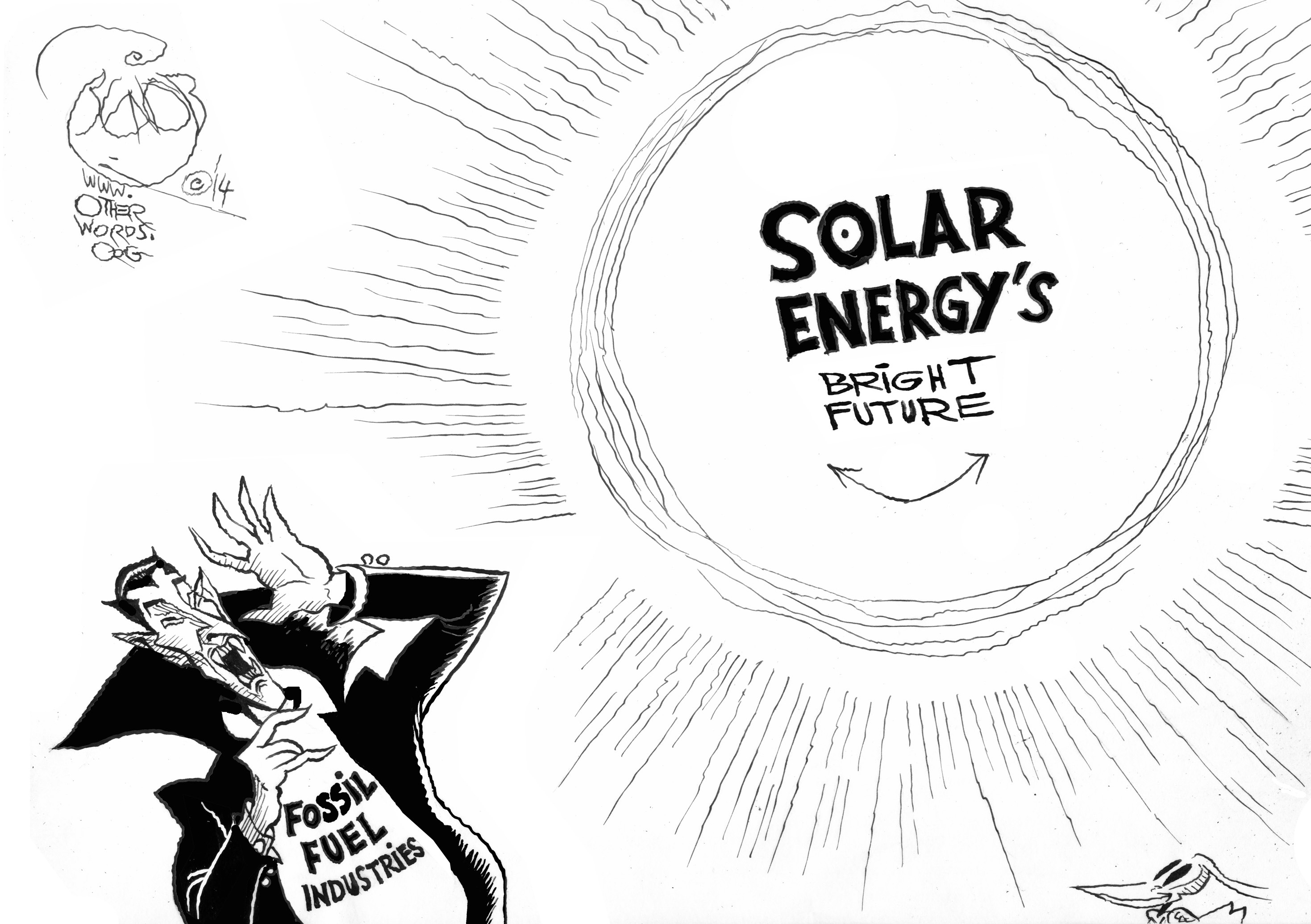 Solar Power Gets Hot, Hot, Hot