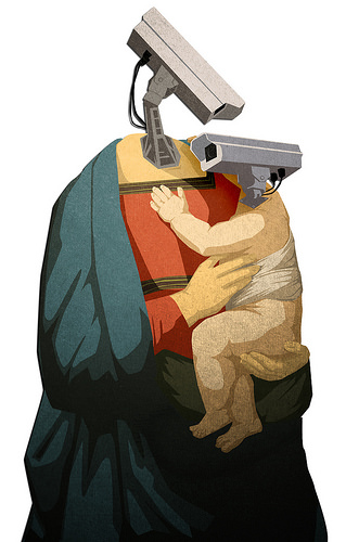 Surveillance Isn't Colorblind