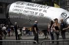 Military Versus Climate Spending