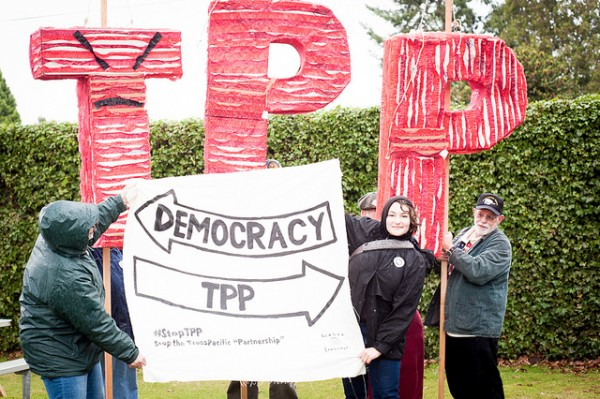 Women and the TPP