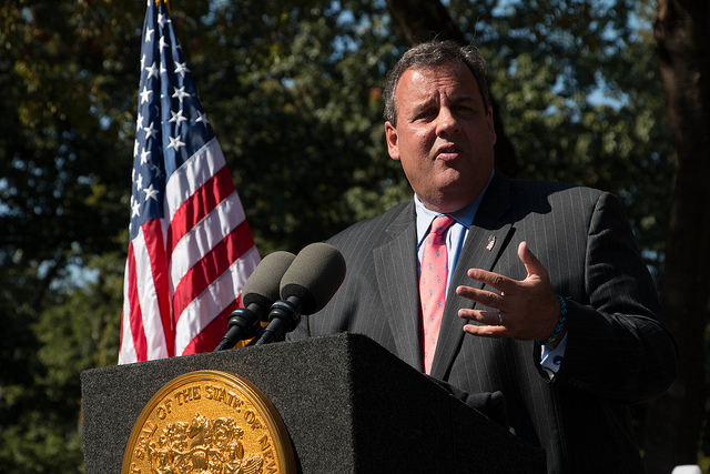 Chris Christie's Pork Barrel Politics