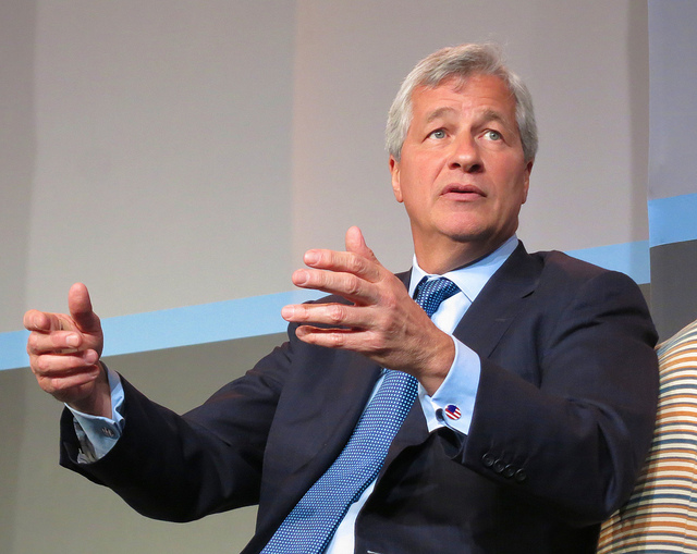 A Bailed-Out Banker Lectures about Fairness
