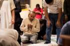 Muslim Americans Praying