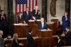 Netanyahu Addressing Congress
