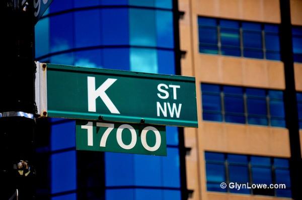 Corporate Lobbysists on K Street