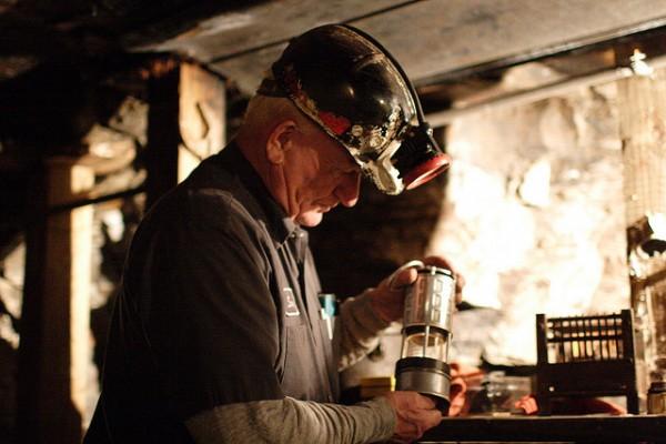 Old Man Miner