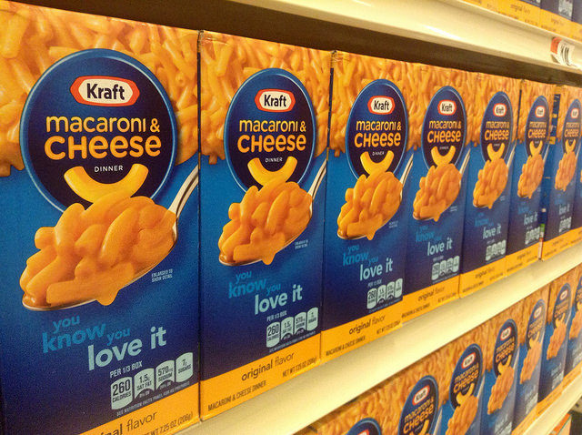 Kraft's Mac and Cheese: Less Toxic, Still Bad