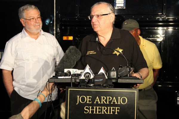 Richardson Sheriff Joe Arpaio uusc4all