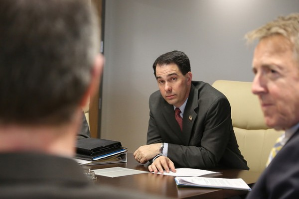 Scott Walker is Skeptical