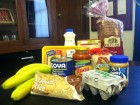 Groceries Bought with EBT