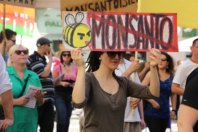 Monsanto's Boot Camp