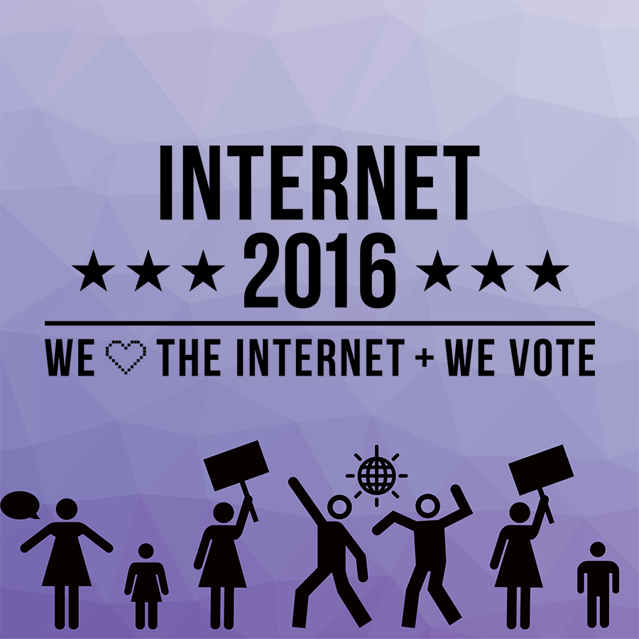 The Year of the Internet Voter